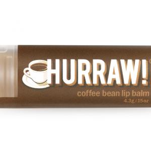 Coffee Bean Lip Balm by Hurraw at Ill-Gotten Gains