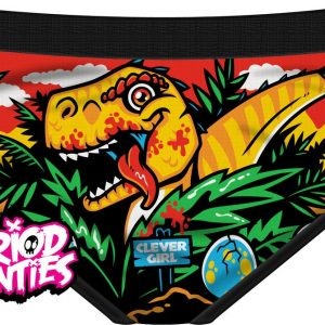 Jurassic Period by Period Panties at Ill-Gottens gains